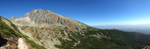 Základová fotografie zdarma na téma horské vrcholy, vysoké tatry