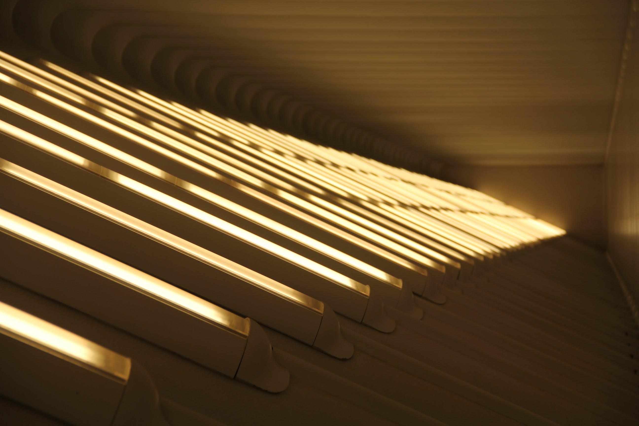 Free stock photo of illuminated area, lighting, lighting arrangement, pattern