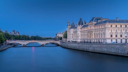Free stock photo of bridge, conciergerie, paris, Pont aux Change