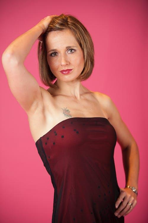 Free stock photo of beautiful, beautiful woman, brunette, brunette hair