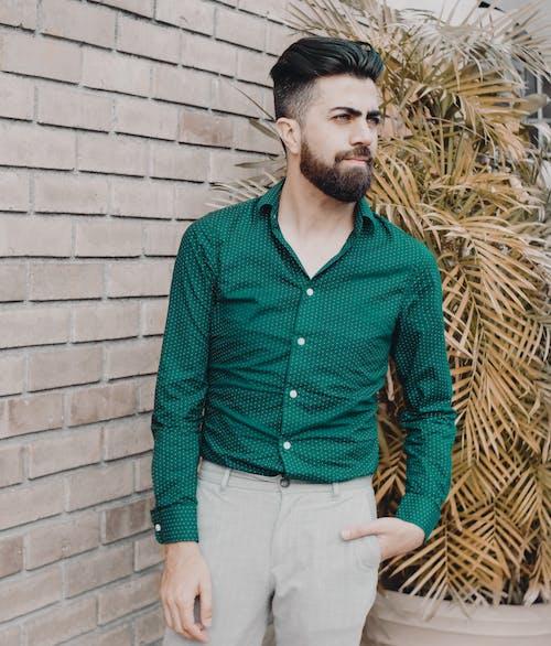 adamlar, erkek arkadaş, saç modeli, sakal içeren Ücretsiz stok fotoğraf