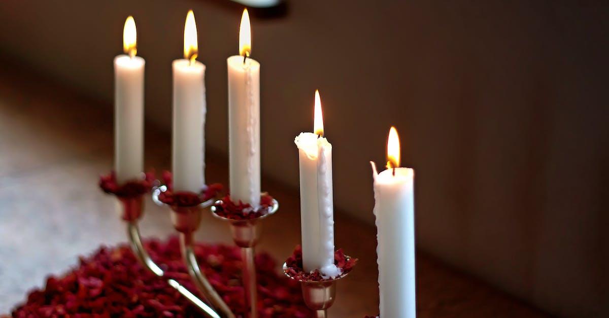 Свечи на картинках