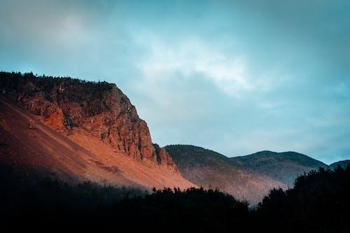 Nikon 相機, 剪影, 天性, 山 的 免费素材照片