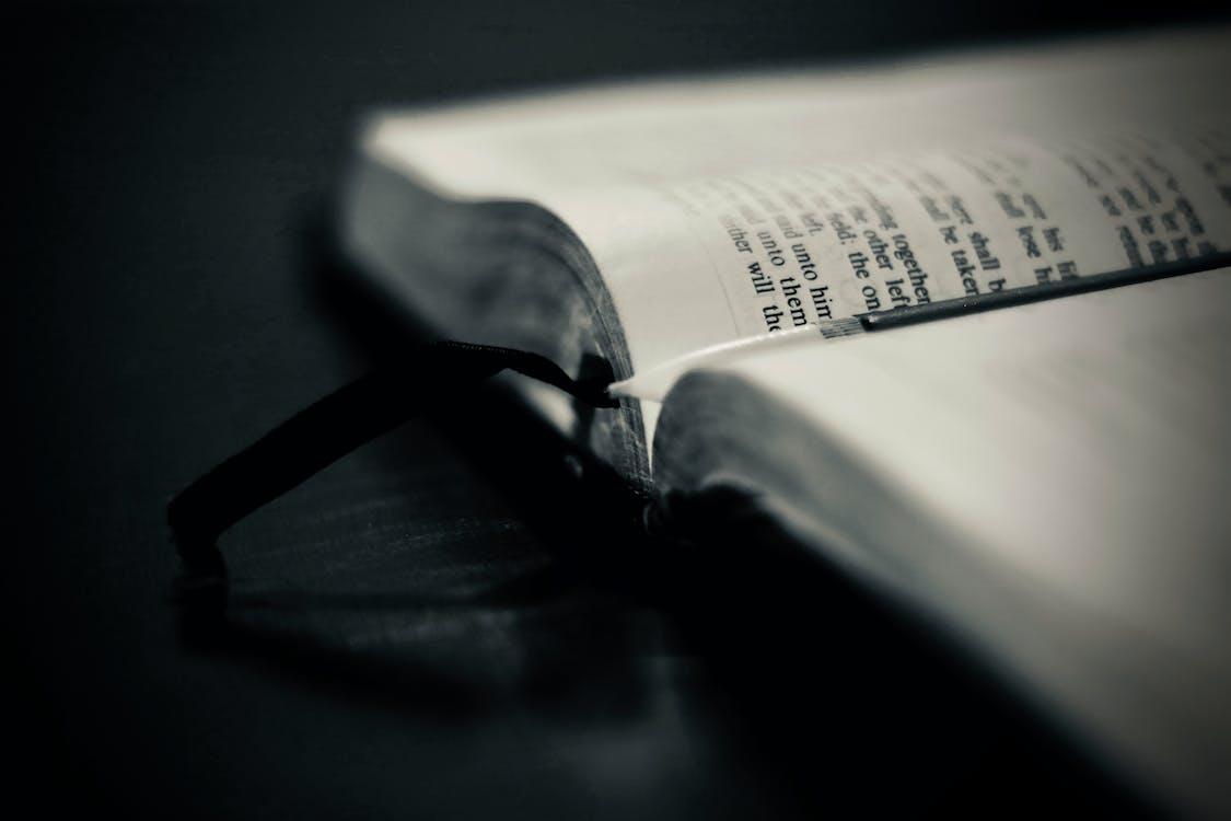 Bijbel, boek, leesboek