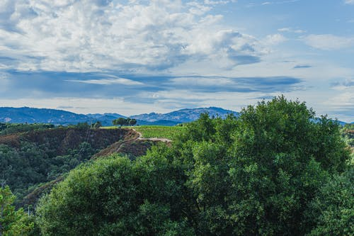 Free stock photo of california, clouds, country side, landscape