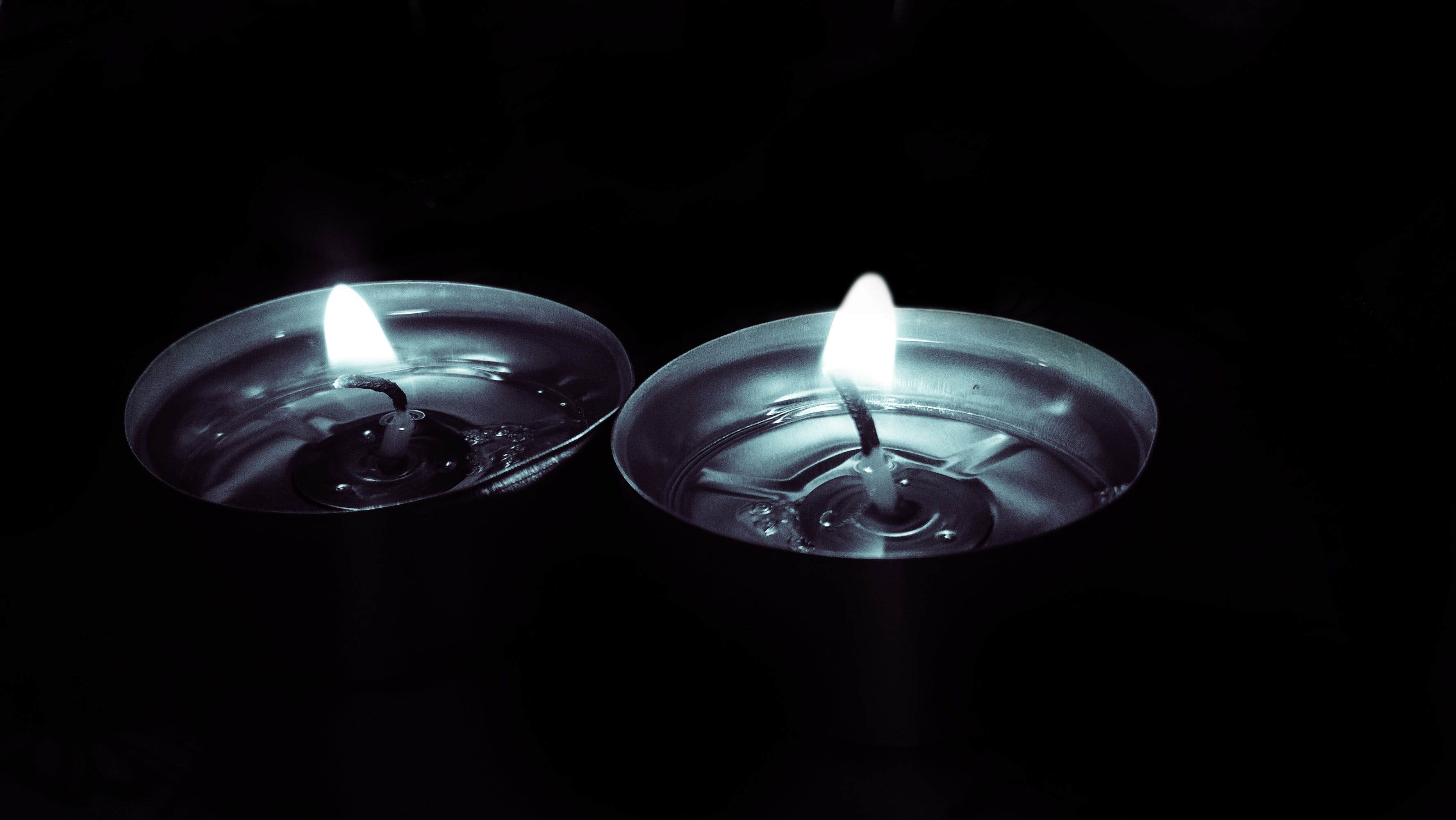 candle, candles, dark