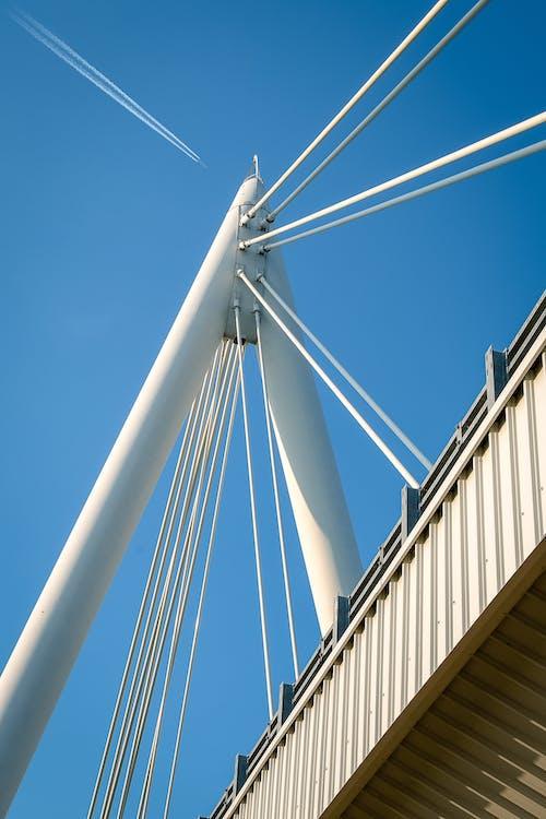 Бесплатное стоковое фото с мост, формы и рисунки