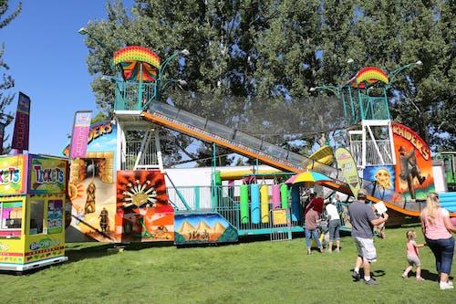 Photos gratuites de parc d'attractions