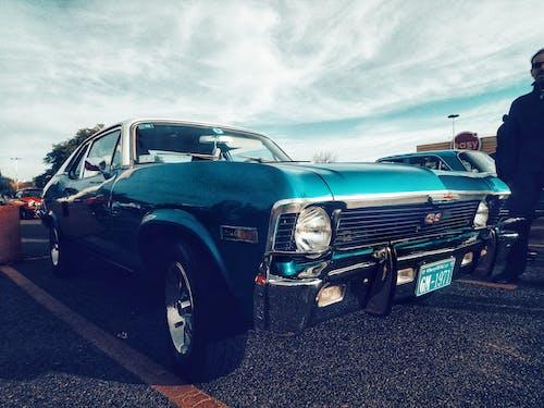 Gratis lagerfoto af asfalt, bil, chevrolet, Dodge