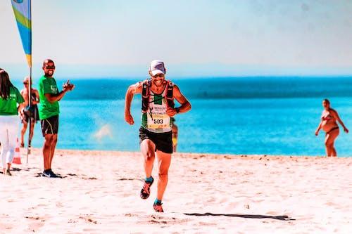 Δωρεάν στοκ φωτογραφιών με αγώνας δρόμου, αγώνας ταχύτητας, αγώνας τρεξίματος, αθλητής