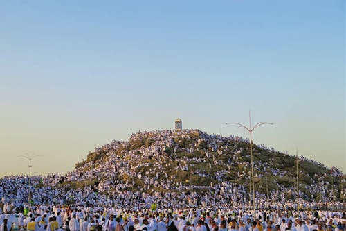 Foto stok gratis agama, doa, gunung, Islam