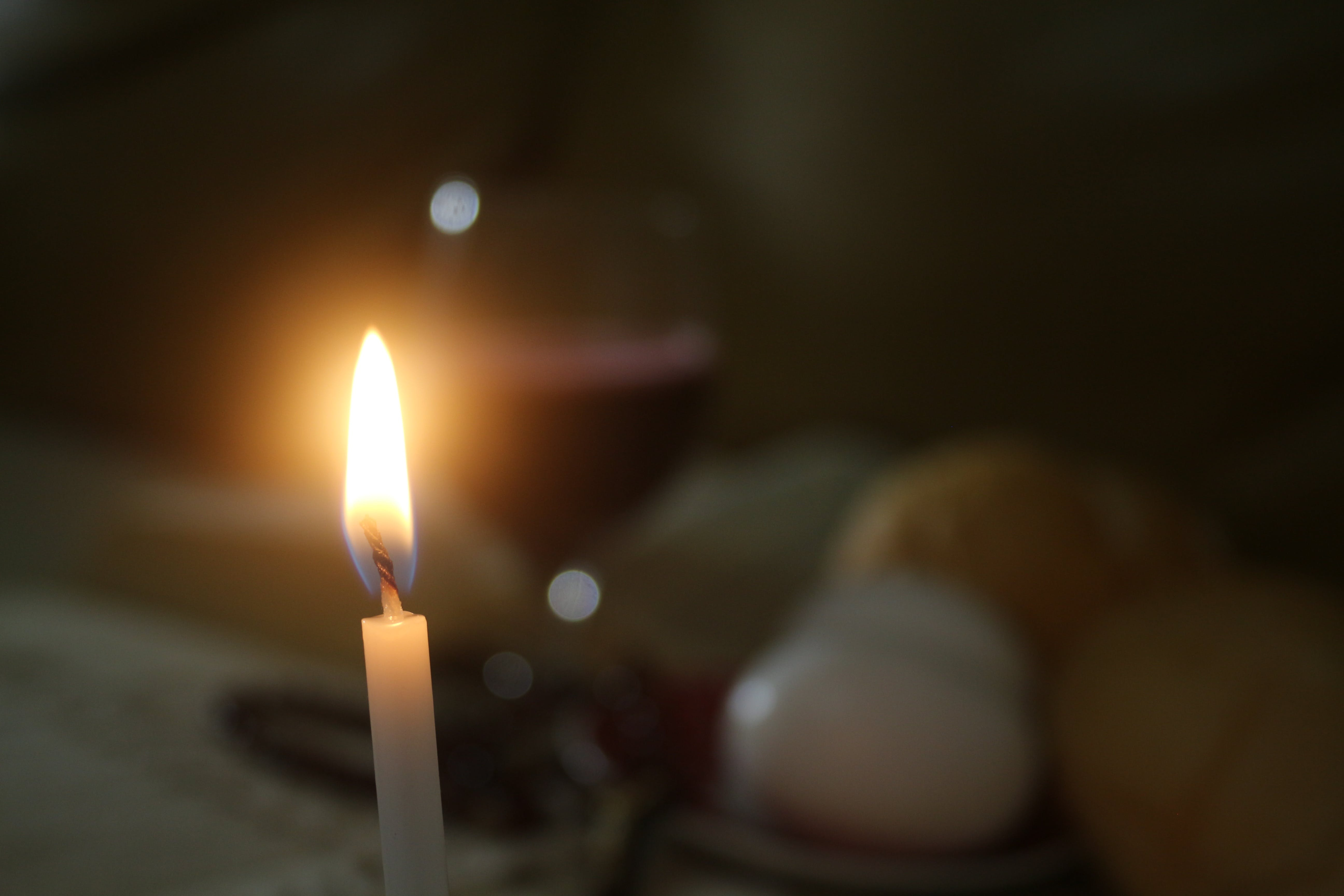 Free stock photo of easter, candle, symbols