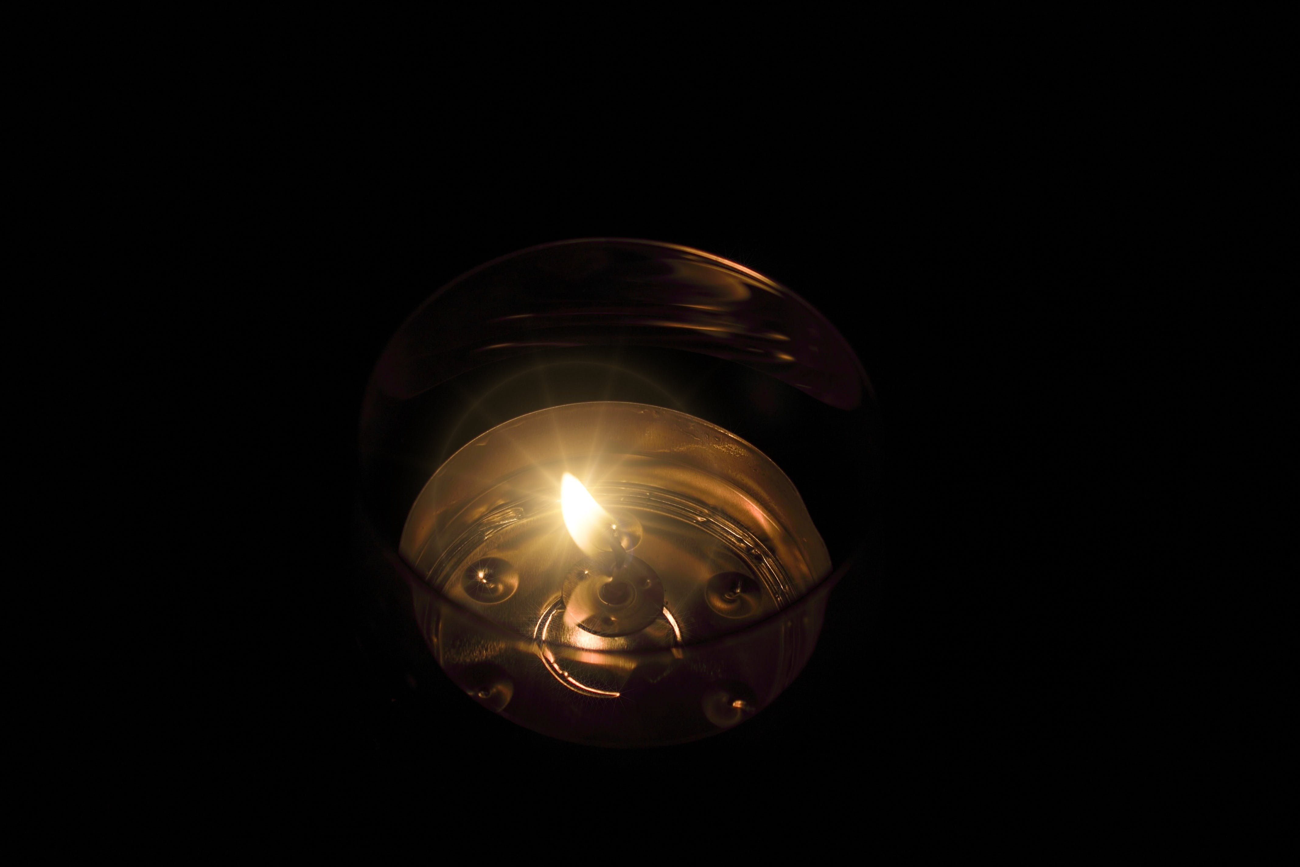Free stock photo of light, romantic, candlelight, candle