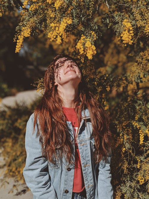 Foto profissional grátis de alegria, amarelo, ao ar livre, atmosfera