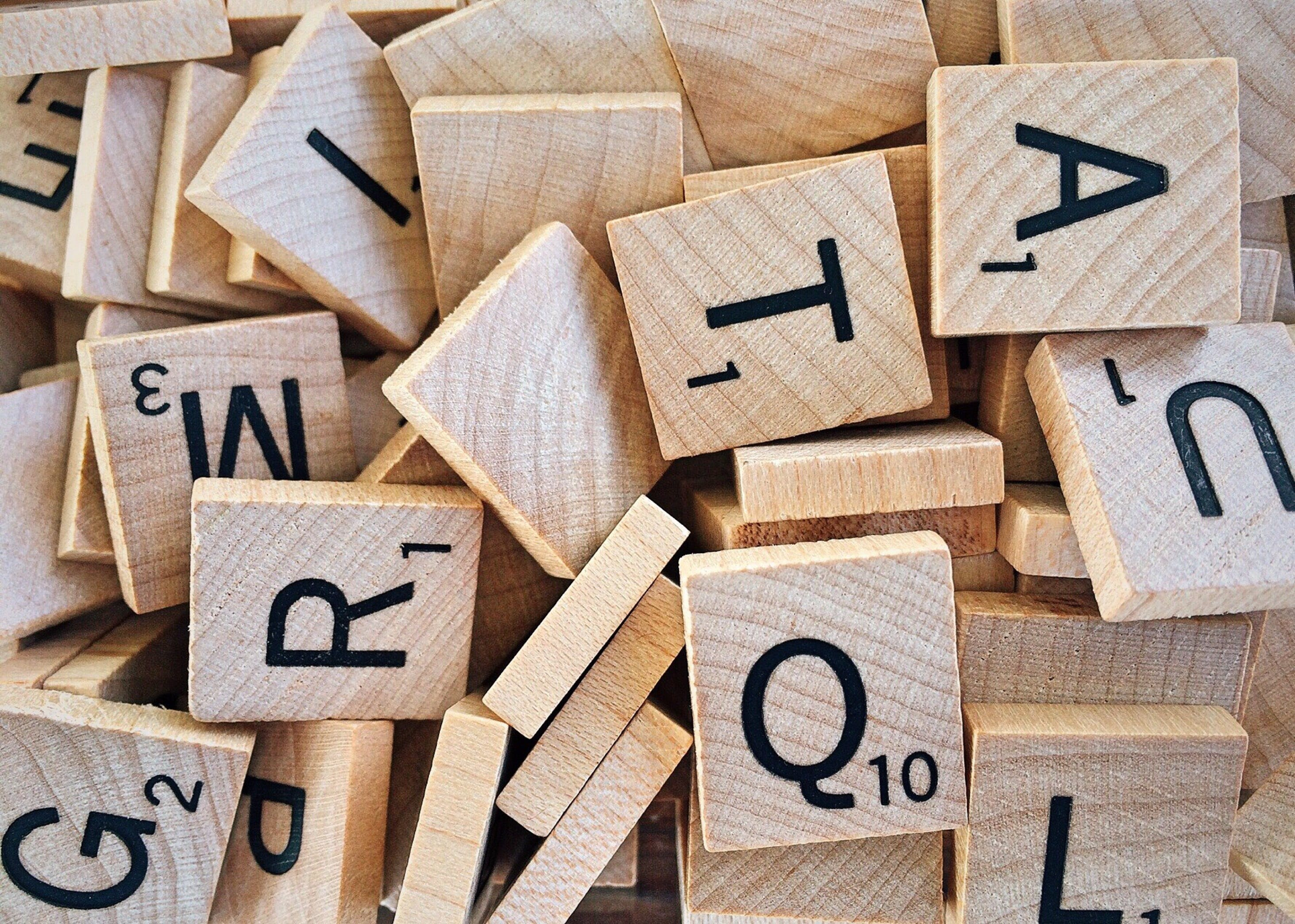 Scrabble Lot
