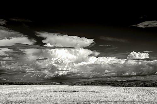 Imagine de stoc gratuită din furtună, nori
