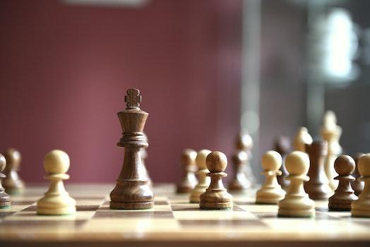 Free stock photo of wood, chess, board game, gesellschaftsspiel