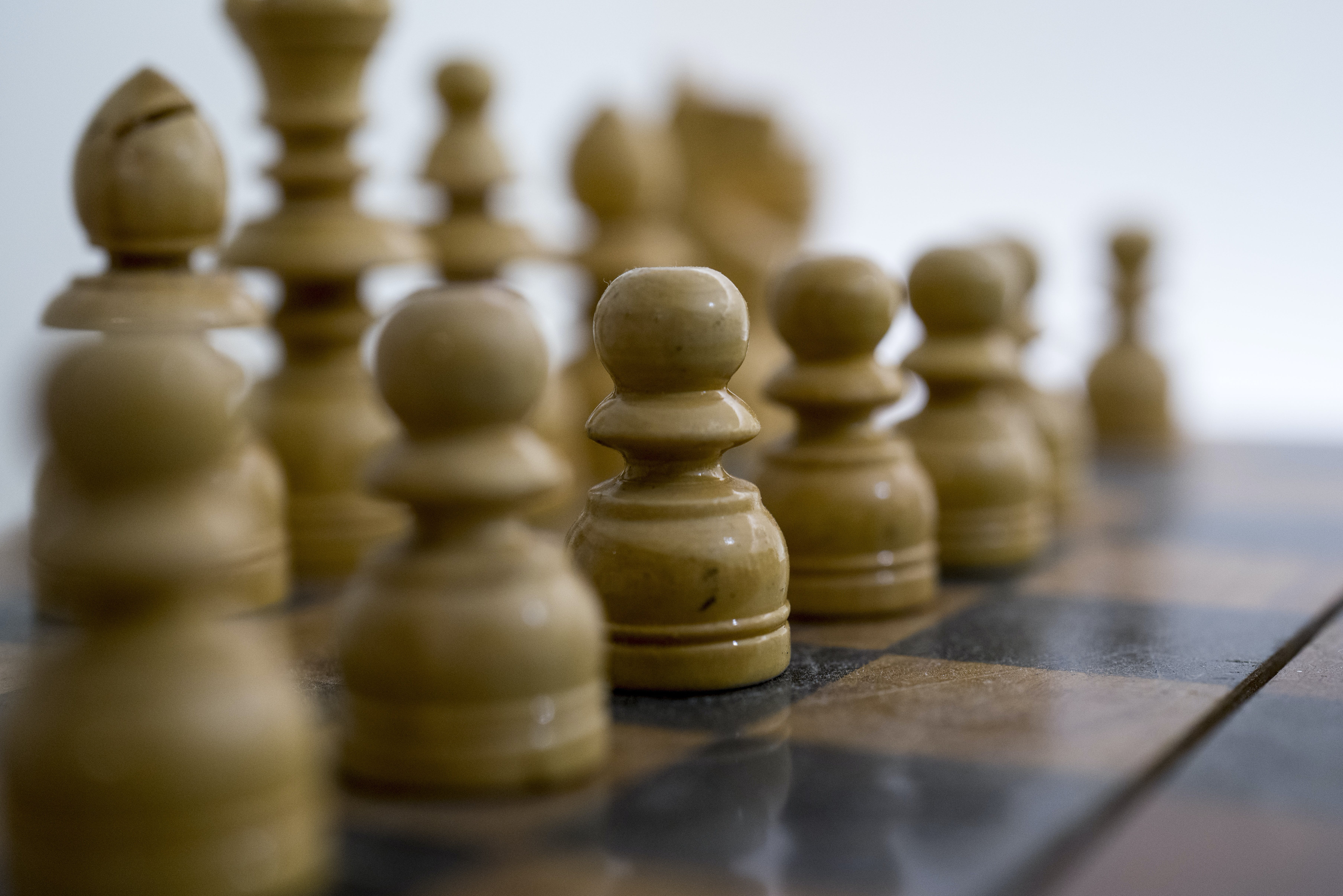 Free stock photo of battle, board, challenge, check