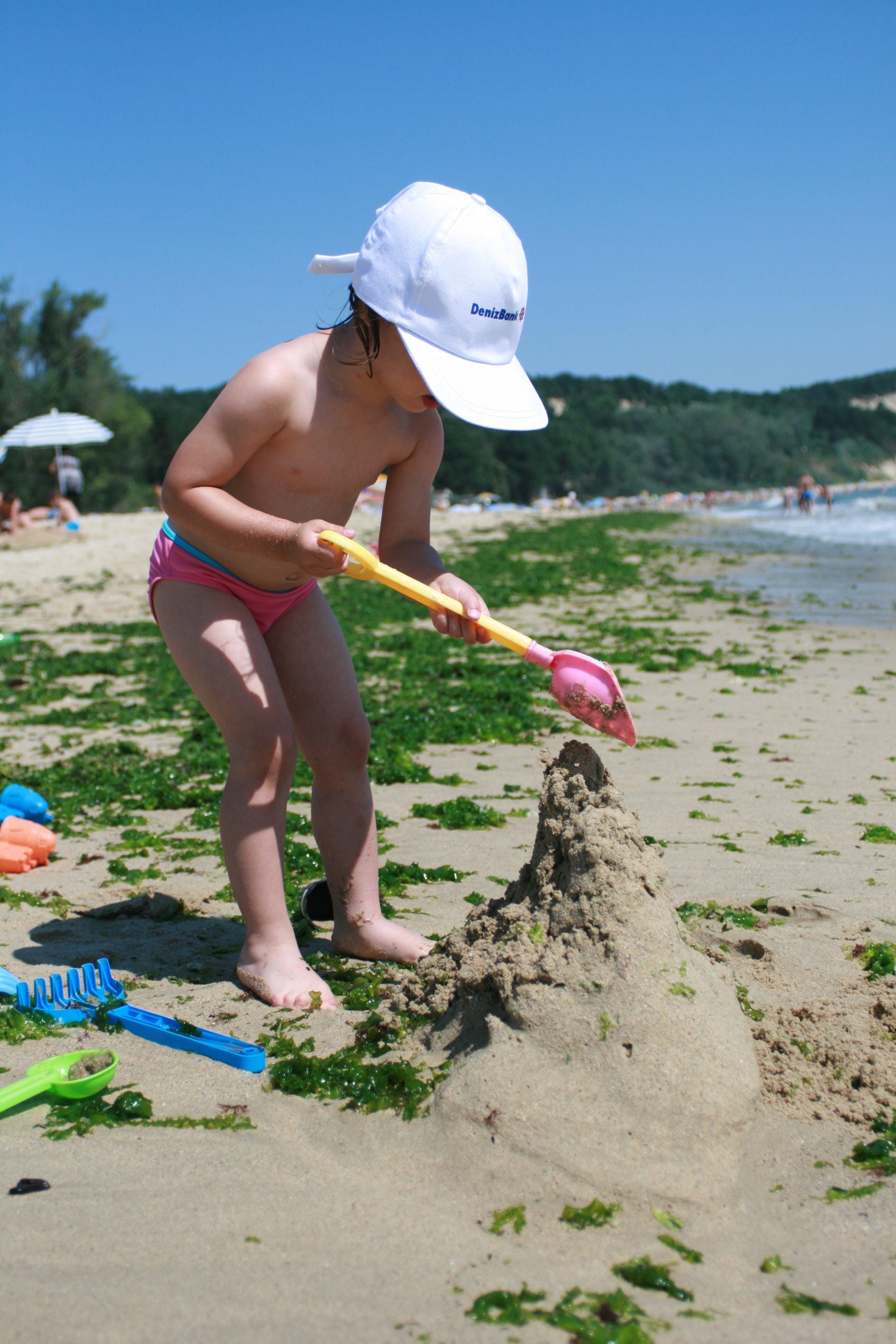 Free stock photo of sea, beach, sand, summer