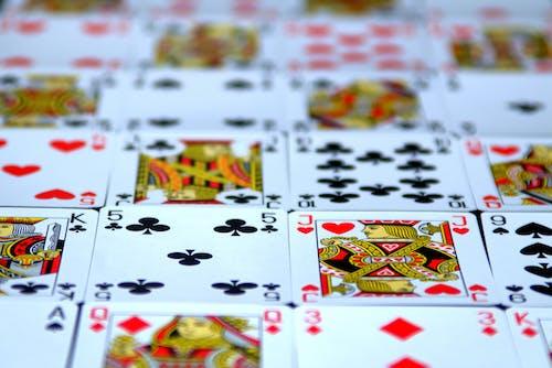 Photos gratuites de amusement, cartes, casino, chance