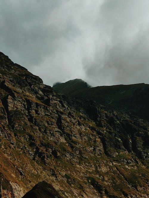 Ingyenes stockfotó ég, felhők, festői, hegy témában