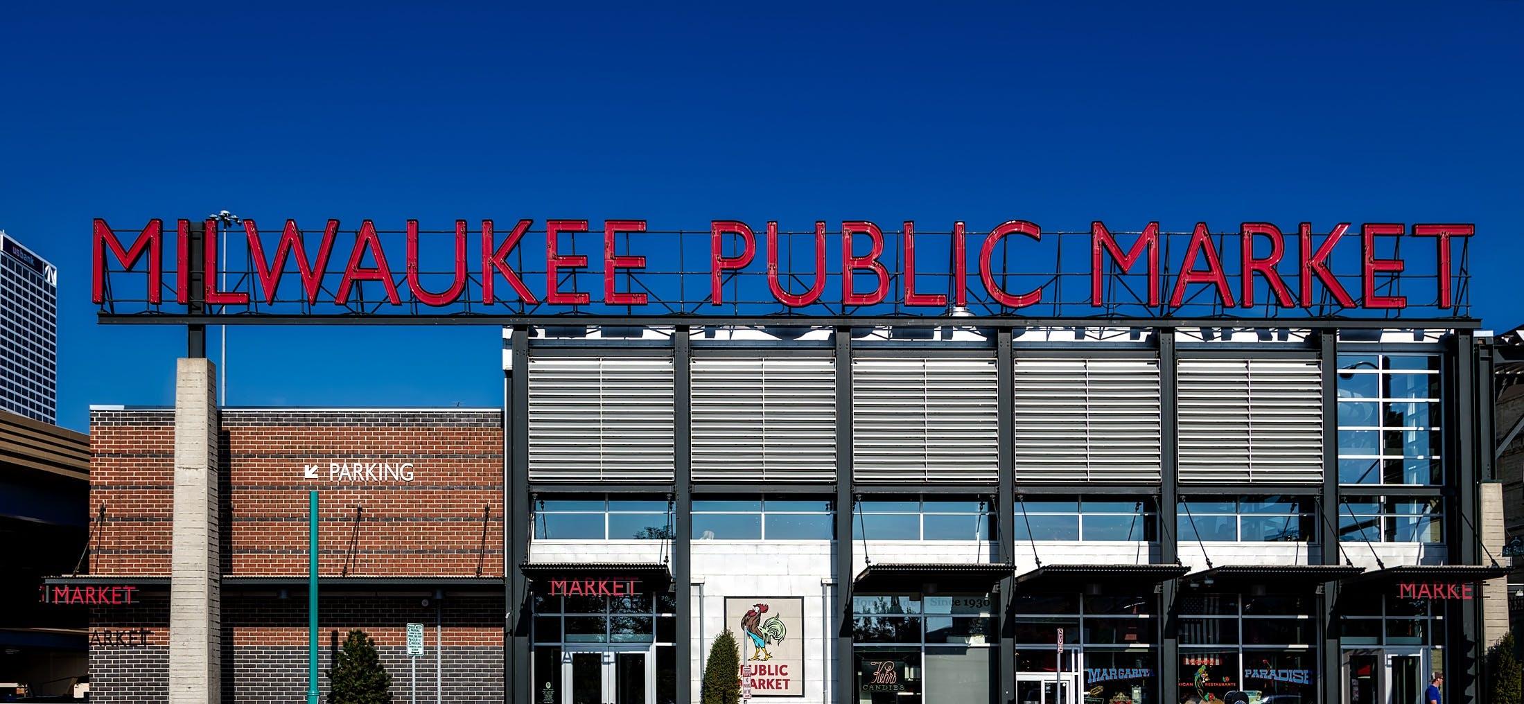 Free stock photo of city, landmark, sign, building