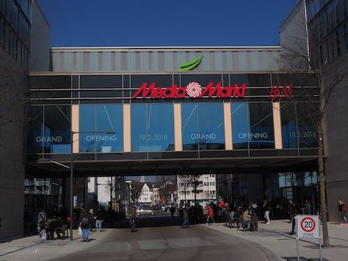 Kostnadsfri bild av arkitektur, byggnad, köpcentrum, människor