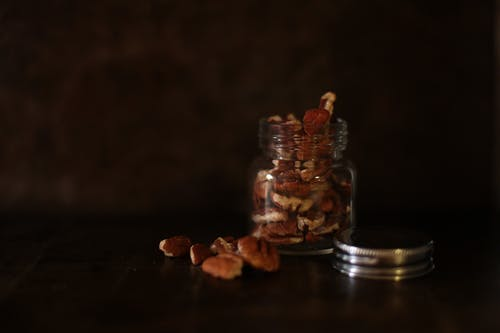 Free stock photo of blown, food, nuts