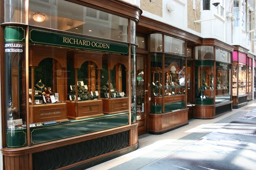 Richard Ogden Front Shop