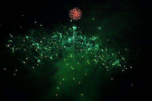 Ingyenes stockfotó johan bos tűzijáték égbolt éjszakai fényei témában