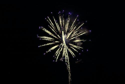 Ingyenes stockfotó johan bos tűzijáték éjszakai égbolton témában