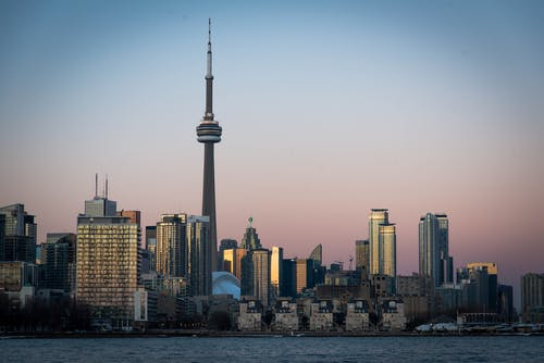 Landscape Photography of Toronto Canada