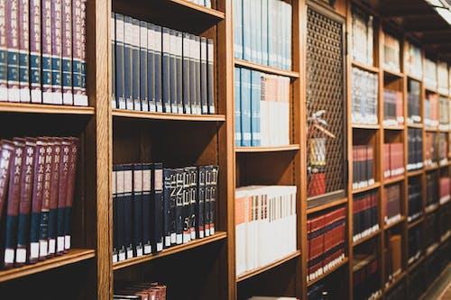 Free stock photo of book shelves, books, bookshelf
