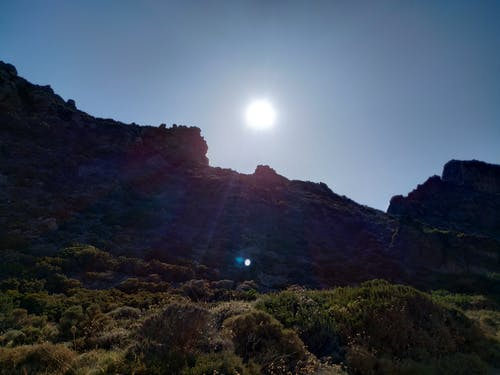 Free stock photo of greek island, island, rocks, sun
