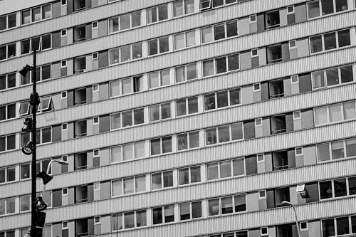 Free stock photo of apartment, building, city