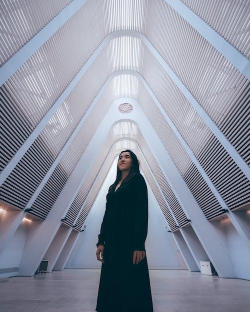 Foto d'estoc gratuïta de acer, alt, arquitectura, ciutat