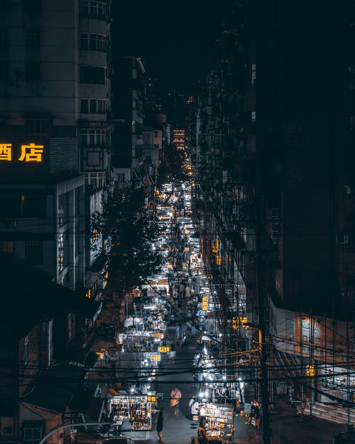 シティ, 都市の無料の写真素材
