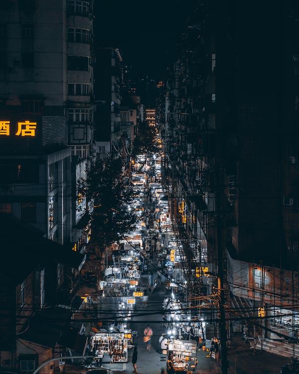 miasto, miejski, ulica