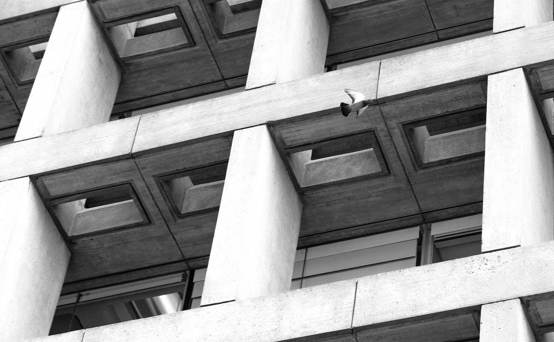 alto, architettura, architettura moderna