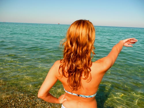 Kostnadsfri bild av avslappning, bikini, flicka, frihet