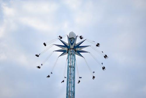 Free stock photo of giant wheel
