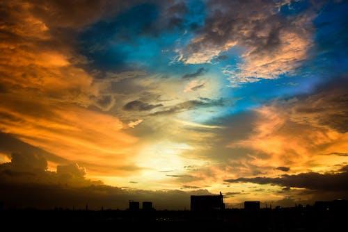 Gratis stockfoto met dramatische hemel