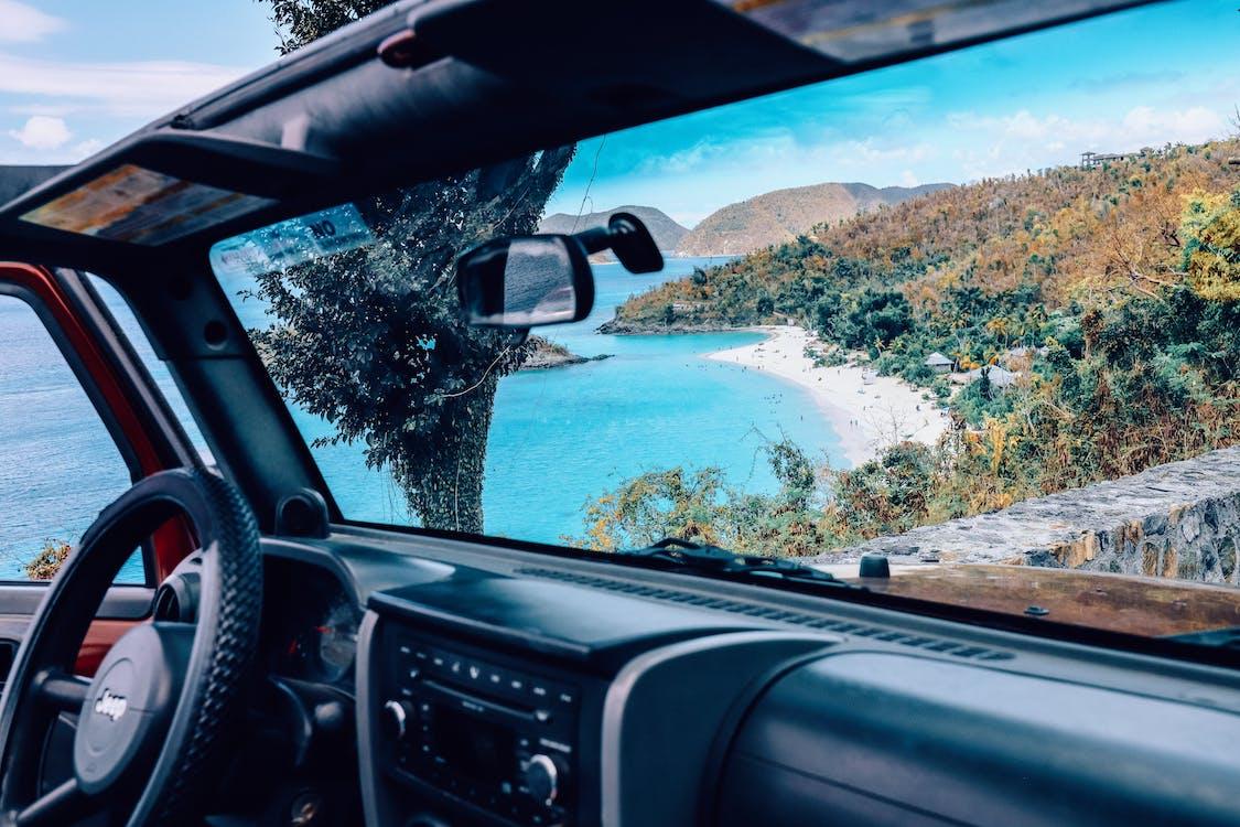 ανεμοθώρακας, ανοιχτό αυτοκίνητο, αυτοκίνηση