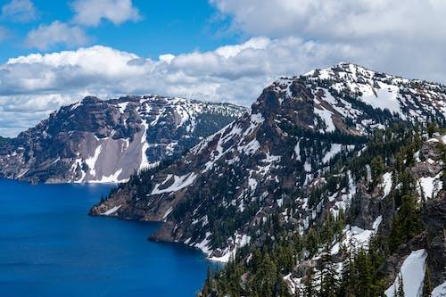 คลังภาพถ่ายฟรี ของ การถ่ายภาพธรรมชาติ, ทะเลสาบภูเขา, ทะเลสาป, ทัศนียภาพ