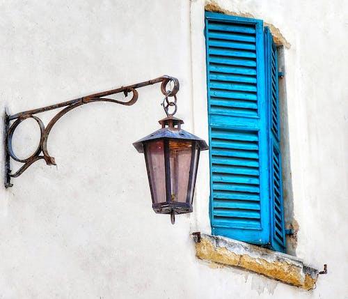 Ingyenes stockfotó ablak, kék, látkép, színes témában