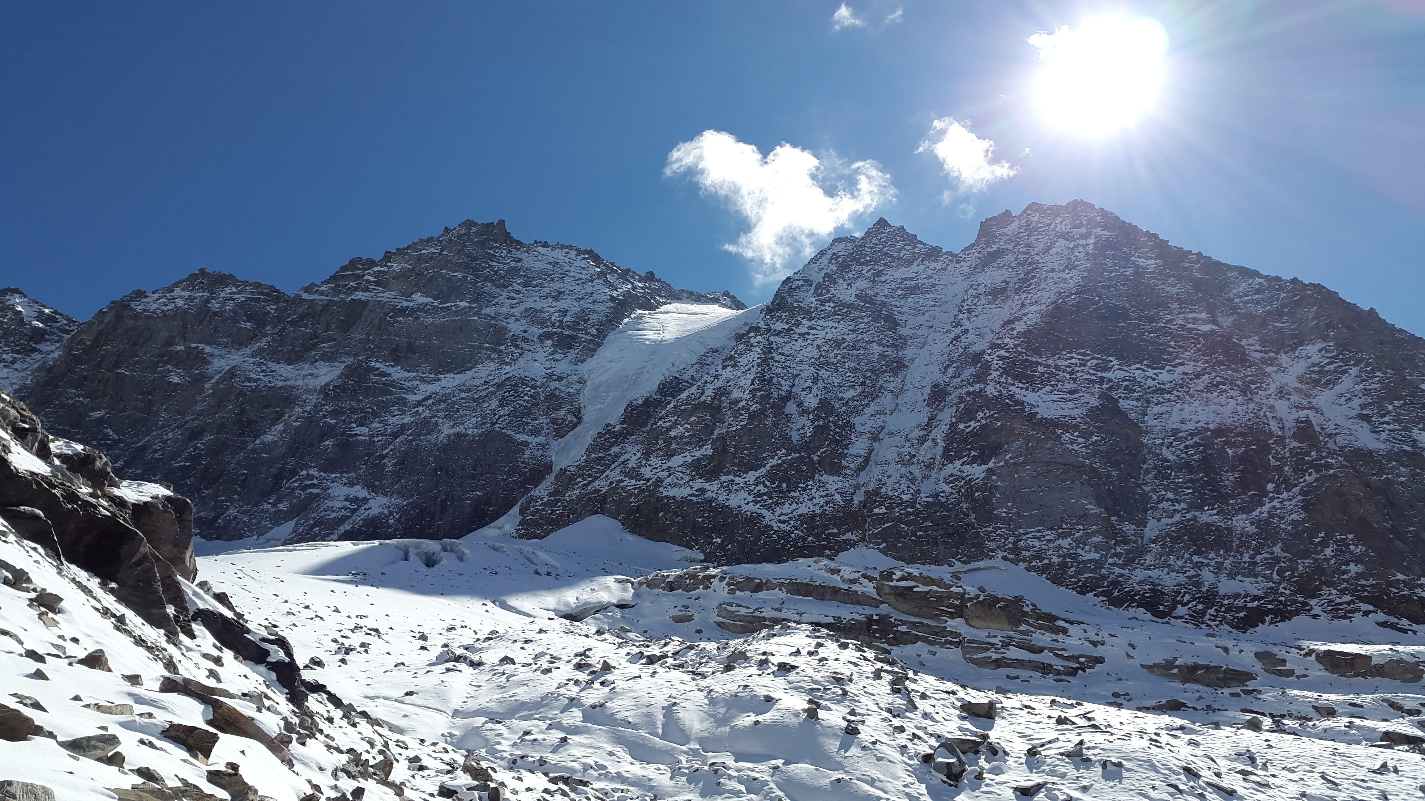 冬季, 冷, 天性, 太陽 的 免費圖庫相片