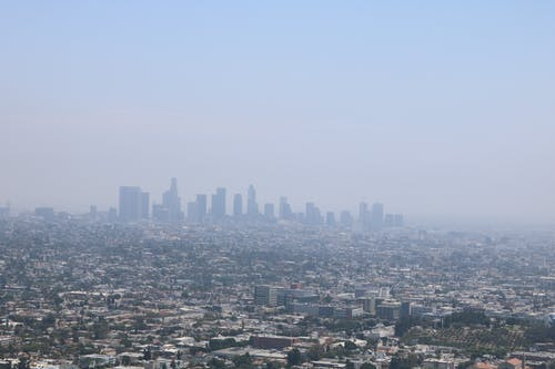 Free stock photo of cityscape, los angeles, skyline