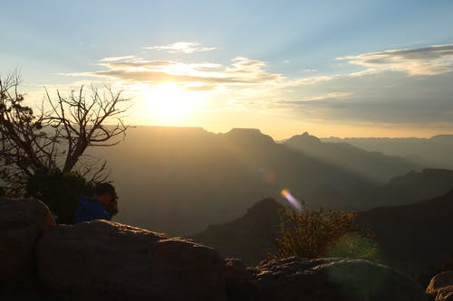 Free stock photo of arizona, early morning, grand canyon, light and shadow