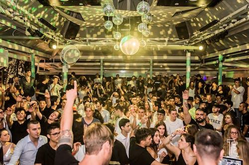 Free stock photo of amici, disco, discoteca, Festa