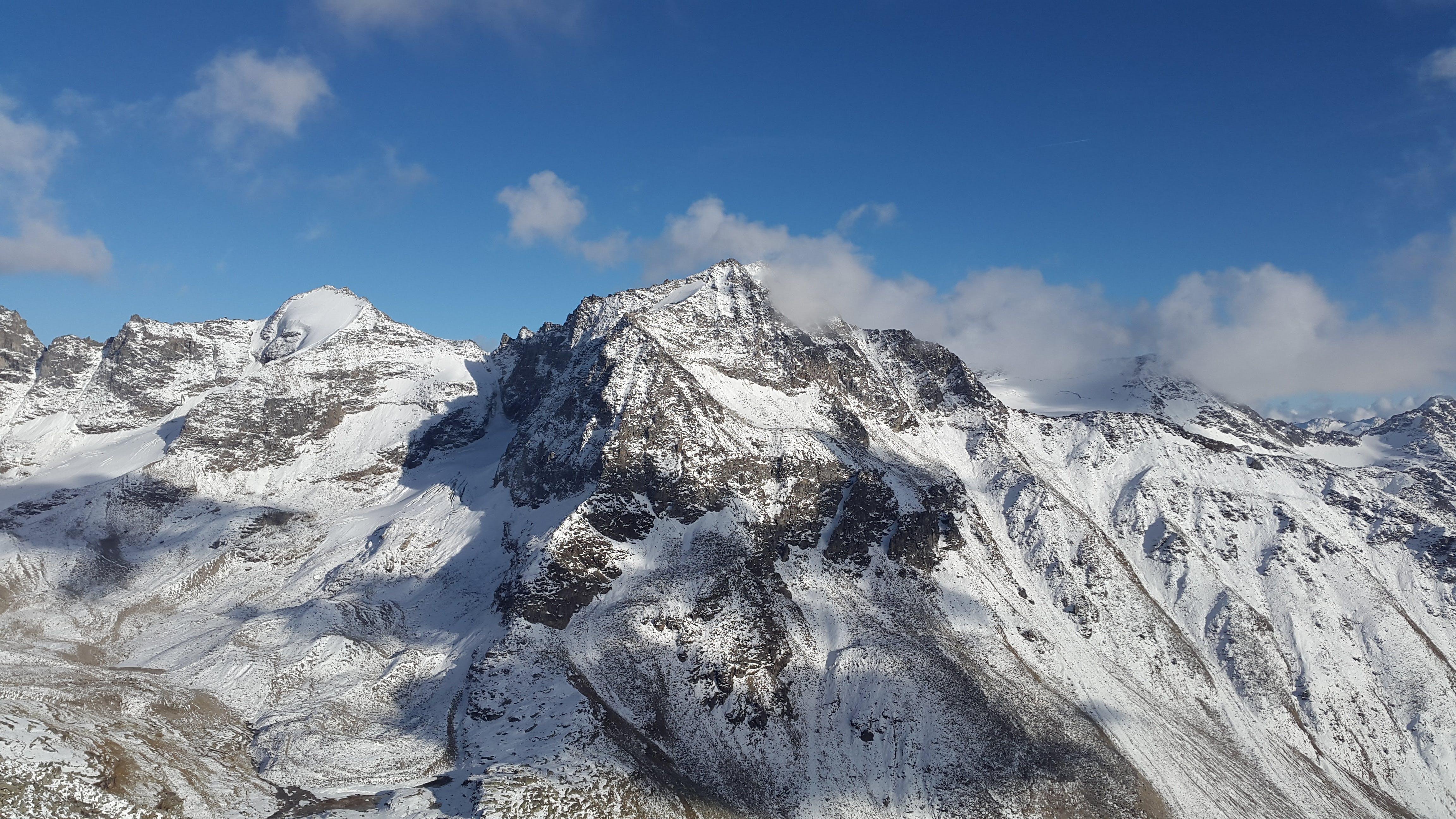 altitude, cold, landscape